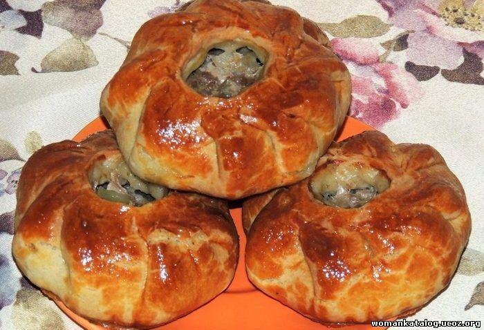 Бэлиш татарский национальный пирог с фото